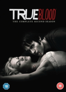 True Blood: The Complete Second Season, DVD DVD
