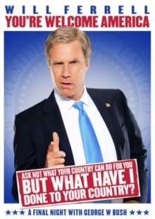 Will Ferrell: You're Welcome America - A Final Night With..., DVD  DVD