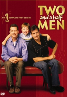 Two and a Half Men: The Complete First Season, DVD DVD