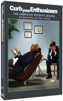 Curb Your Enthusiasm: The Complete Seventh Season, DVD DVD