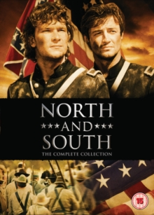 North and South: The Complete Series, DVD  DVD