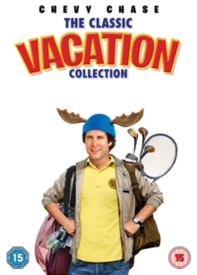 National Lampoon's Vacation Collection, DVD  DVD