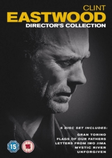 Clint Eastwood: The Director's Collection, DVD  DVD
