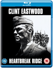 Heartbreak Ridge, Blu-ray  BluRay