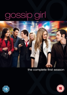 Gossip Girl: The Complete First Season, DVD DVD