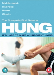 Hung: The Complete First Season, DVD DVD