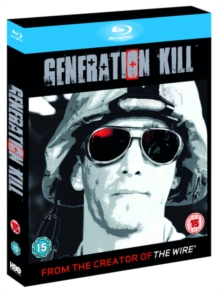 Generation Kill, Blu-ray  BluRay