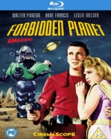 Forbidden Planet, Blu-ray  BluRay