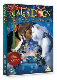Cats and Dogs, DVD  DVD