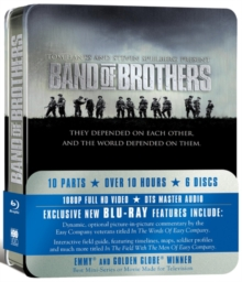 Band of Brothers, Blu-ray  BluRay