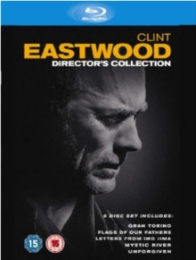 Clint Eastwood: The Director's Collection, Blu-ray  BluRay