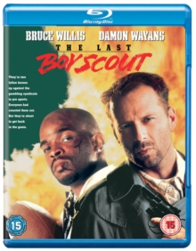 The Last Boy Scout, Blu-ray BluRay