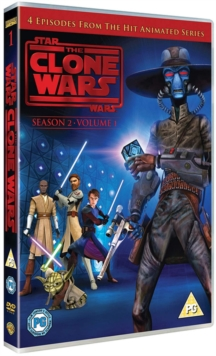 Star Wars - The Clone Wars: Season 2 - Volume 1, DVD  DVD