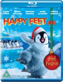 Happy Feet, Blu-ray  BluRay