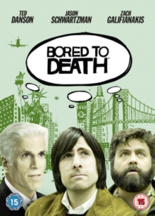 Bored to Death: Season 1, DVD  DVD