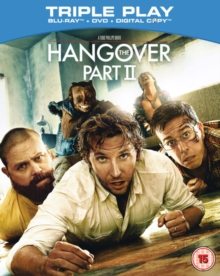 The Hangover: Part 2, Blu-ray BluRay