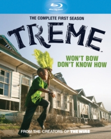 Treme: The Complete First Season, Blu-ray BluRay