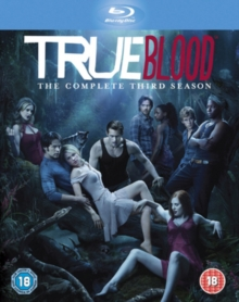 True Blood: The Complete Third Season, Blu-ray BluRay