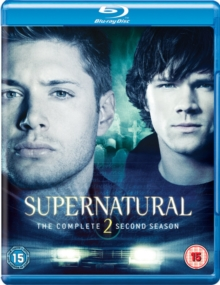 Supernatural: The Complete Second Season, Blu-ray  BluRay