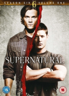 Supernatural: The Complete Sixth Season - Part 1, DVD DVD