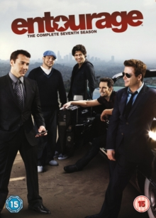 Entourage: The Complete Seventh Season, DVD DVD