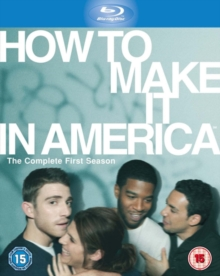 How to Make It in America: The Complete First Season, Blu-ray BluRay