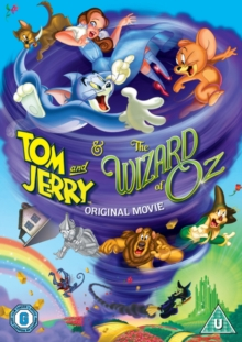 Tom and Jerry: The Wizard of Oz, DVD  DVD