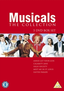 Musical Collection, DVD  DVD