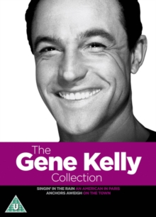 The Gene Kelly Collection, DVD DVD
