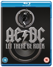 AC/DC: Let There Be Rock, Blu-ray  BluRay