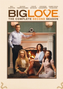 Big Love: The Complete Second Season, DVD DVD