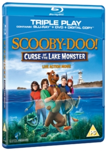 Scooby-Doo: Curse of the Lake Monster, Blu-ray  BluRay