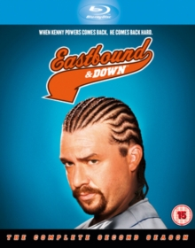 Eastbound & Down: The Complete Second Season, Blu-ray BluRay