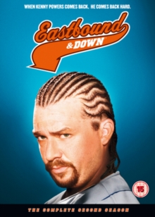 Eastbound & Down: The Complete Second Season, DVD DVD
