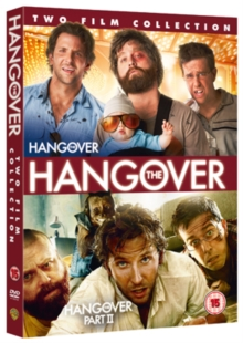 The Hangover/The Hangover: Part 2, DVD DVD