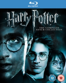 Harry Potter: The Complete 8 Film Collection, Blu-ray  BluRay