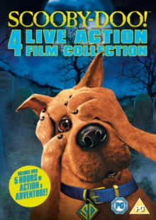 Scooby-Doo: Live Action Collection, DVD  DVD