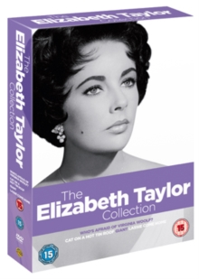 Elizabeth Taylor: The Collection, DVD  DVD