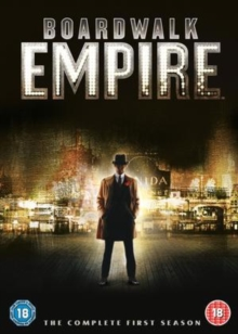 Boardwalk Empire: The Complete First Season, DVD  DVD