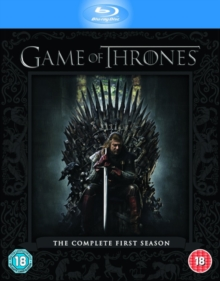 Game of Thrones: The Complete First Season, Blu-ray  BluRay