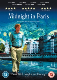 Midnight in Paris, DVD  DVD