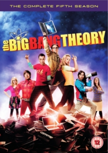 The Big Bang Theory: The Complete Fifth Season, DVD DVD