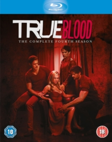 True Blood: The Complete Fourth Season, Blu-ray BluRay