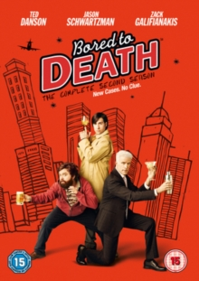 Bored to Death: The Complete Second Season, DVD DVD