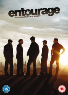 Entourage: The Complete Eighth Season, DVD DVD