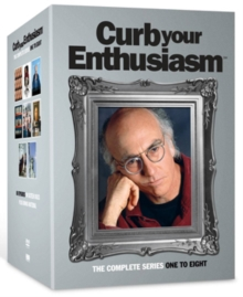Curb Your Enthusiasm: Series 1-8, DVD  DVD
