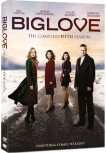Big Love: The Complete Fifth Season, DVD DVD
