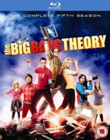 The Big Bang Theory: The Complete Fifth Season, Blu-ray BluRay
