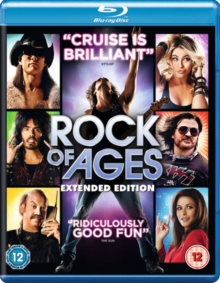 Rock of Ages, Blu-ray BluRay