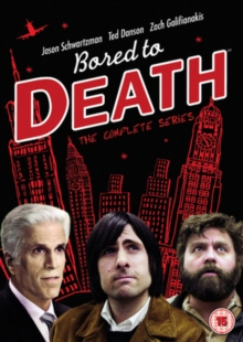 Bored to Death: The Complete Series, DVD DVD